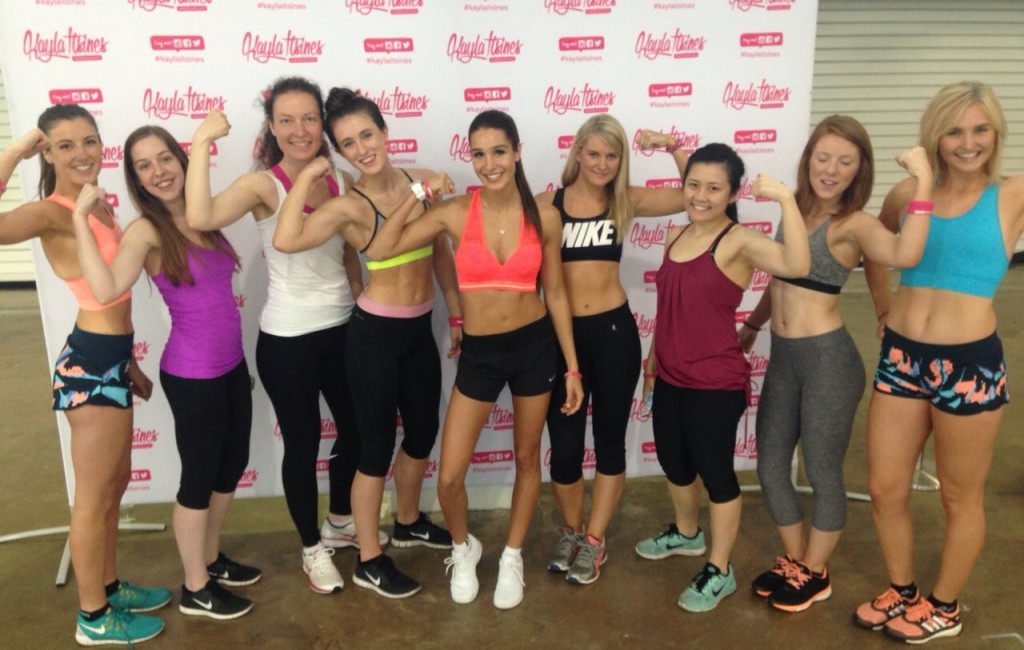 On a Healthy Adventure 2015 Kayla Itsines bootcamp
