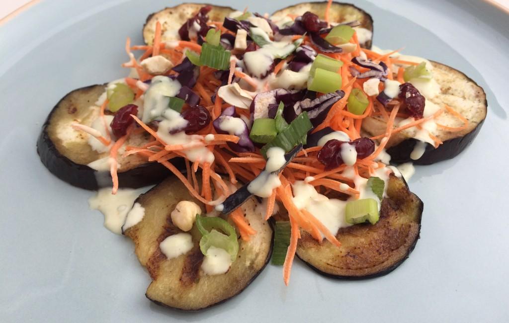 OnaHealthyAdventure Zomerse salade met kokosdressing 4