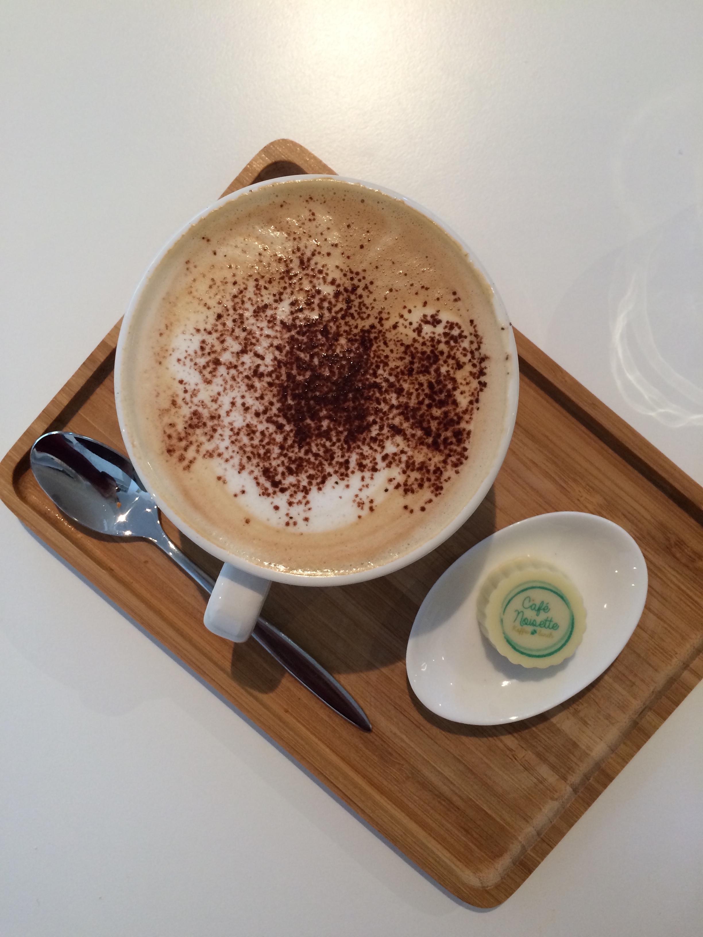 On a Healthy dventure Café Noisette 3