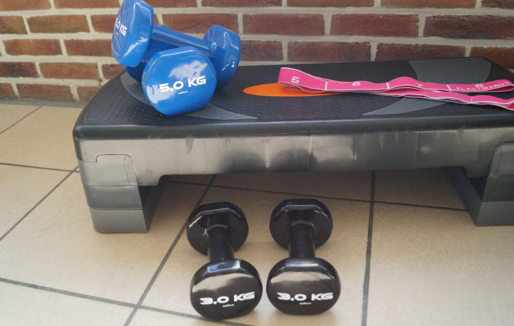 On a Healthy Adventure Homegym 2
