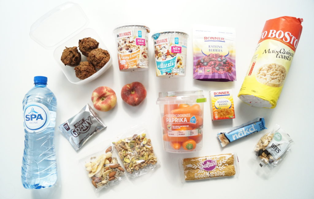 On a Healthy Adventure Snacks onderweg 2