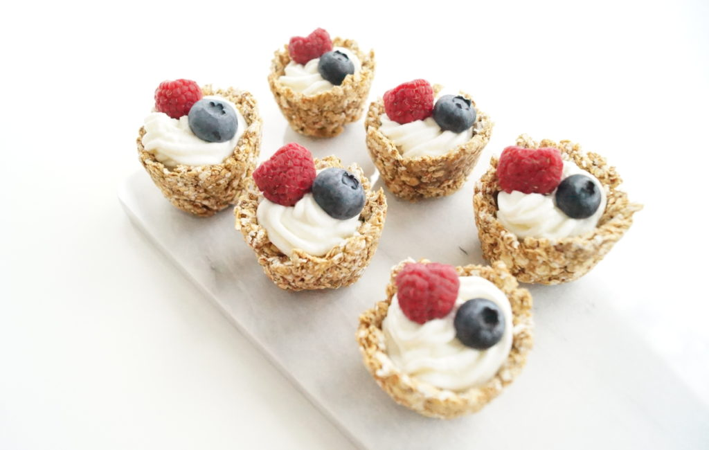 On a Healthy Adventure Muesli cups 6