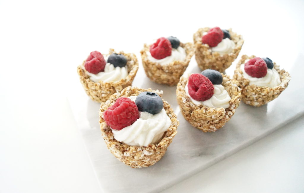 On a Healthy Adventure Muesli cups 9