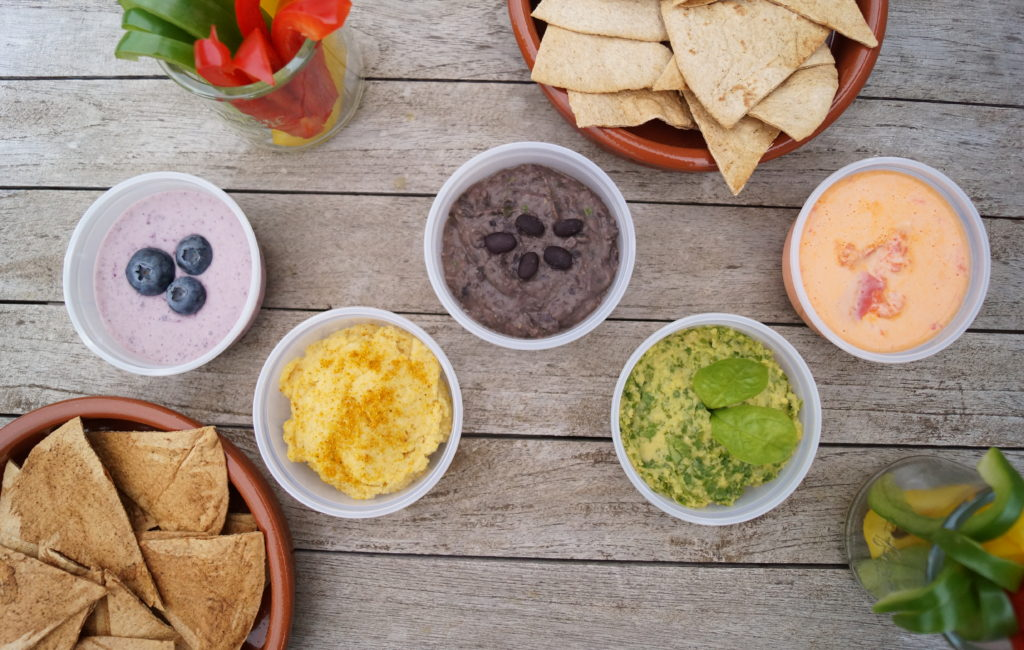 On a Healthy Adventure OS chips & dips 3