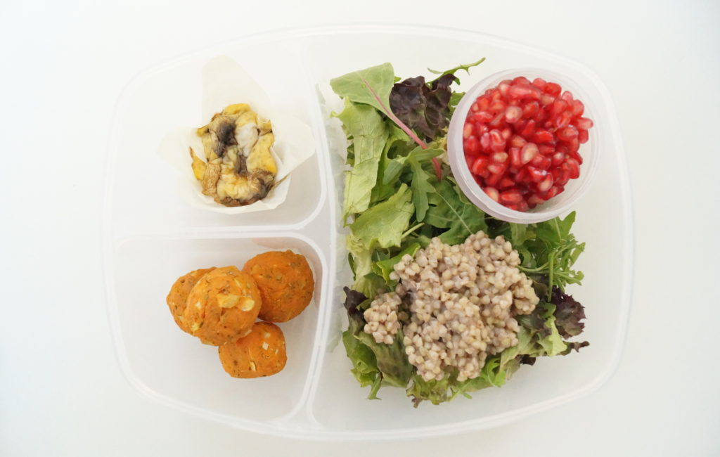 On a Healthy Adventure On The Go lunchbox